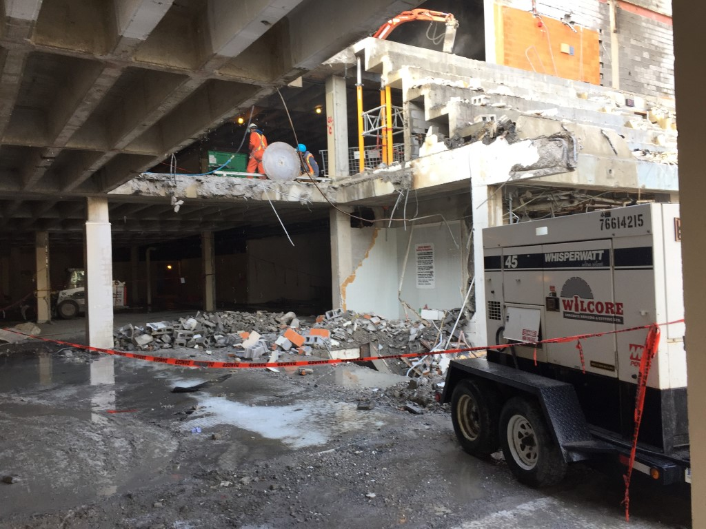 Wilcore Concrete Drilling & Cutting - Wall Sawing